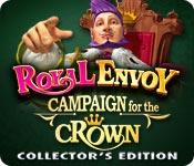 Royal Envoy: Campaign for the Crown Collector's Edition game play