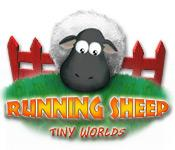 Running Sheep: Tiny Worlds game play