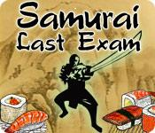 Feature screenshot game Samurai Last Exam