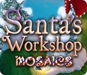Feature screenshot game Santa's Workshop Mosaics