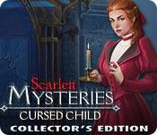 Feature screenshot game Scarlett Mysteries: Cursed Child Collector's Edition