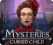 Feature screenshot game Scarlett Mysteries: Cursed Child