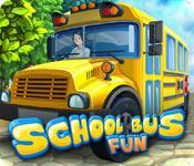 Функция скриншота игры Школьный Автобус Весело