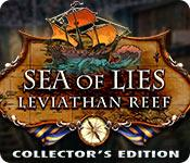 Feature screenshot game Sea of Lies: Leviathan Reef Collector's Edition