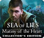Feature screenshot game Sea of Lies: Mutiny of the Heart Collector's Edition