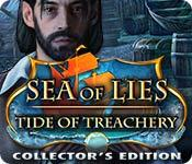 Feature screenshot game Sea of Lies: Tide of Treachery Collector's Edition