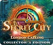 Feature screenshot game Secret City: London Calling Collector's Edition