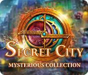 Функция скриншота игры Secret City: Mysterious Collection