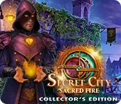 Secret City: Sacred Fire Collector's Edition game play