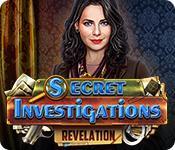 Feature screenshot game Secret Investigations: Revelation