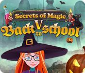Функция скриншота игры Secrets of Magic V: Back to School