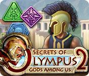Feature screenshot game Secrets of Olympus 2: Gods among Us