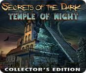 Feature screenshot game Secrets of the Dark: Temple of Night Collector's Edition