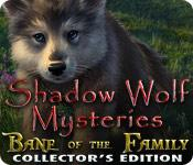 Feature screenshot game Shadow Wolf Mysteries: Bane of the Family Collector's Edition