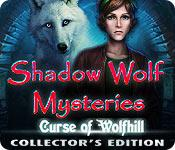 Feature screenshot game Shadow Wolf Mysteries: Curse of Wolfhill Collector's Edition