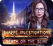 Feature screenshot game Sharpe Investigations: Death on the Seine