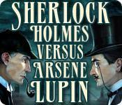 Feature screenshot game Sherlock Holmes VS Arsene Lupin