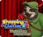 Feature screenshot game Shopping Clutter 10: The Walkers Take the Stage