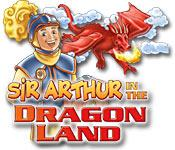 Sir Arthur in the Dragonland game play