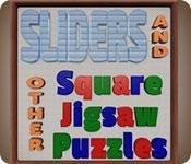 Функция скриншота игры Слайдеры и другие квадратные пазлы