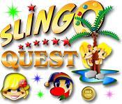 Feature screenshot game Slingo Quest
