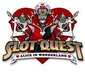 Feature screenshot game Slot Quest: Alice in Wonderland