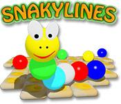 Snakylines game play