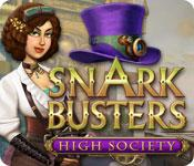 Feature screenshot game Snark Busters: High Society