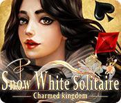 Функция скриншота игры Белоснежка пасьянс: Зачарованные королевства