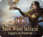 Feature screenshot game Snow White Solitaire: Legacy of Dwarves
