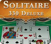 Feature screenshot game Solitaire 330 Deluxe