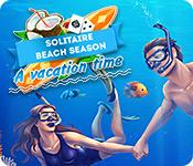 Feature screenshot game Solitaire Beach Season: A Vacation Time