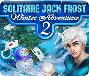 Feature screenshot game Solitaire Jack Frost: Winter Adventures 2