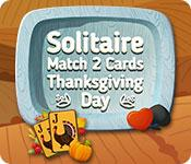 Feature screenshot game Solitaire Match 2 Cards Thanksgiving Day