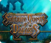 Funzione di screenshot del gioco Solitaire Quests of Dafaris: Quest 1