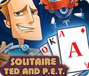 Функция скриншота игры Пасьянс: Тед И П. Э. Т