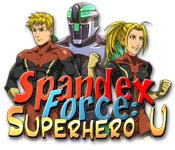 Spandex Force: Superhero U game play