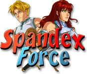 Spandex Force game play