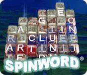 Spinword game play