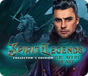 Feature screenshot game Spirit Legends: The Aeon Heart Collector's Edition