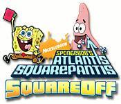 Feature screenshot game SpongeBob Atlantis SquareOff