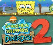 Feature screenshot game Spongebob Diner Dash 2