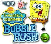 Feature screenshot game SpongeBob SquarePants Bubble Rush!