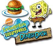Feature screenshot game SpongeBob SquarePants Diner Dash