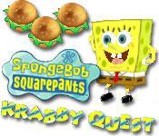 Feature screenshot game SpongeBob SquarePants Krabby Quest