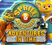 Feature screenshot game Sprill and Ritchie: Adventures in Time