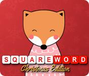 Feature screenshot game Square Word: Christmas Edition