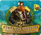 Feature screenshot game Steve the Sheriff: The Case of the Missing Thing