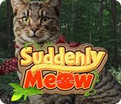 Функция скриншота игры Suddenly Meow