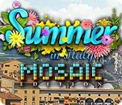 Feature screenshot game Summer in Italy Mosaic Edition